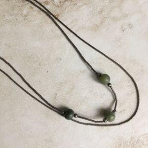 2 Vintage Sterling Silver Necklaces